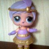 Кукла Лол Lol со сменной одеждой, в контейнере-капсуле