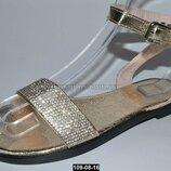 Нарядные, стильные женские босоножки 36-41 размер, 109-08-16