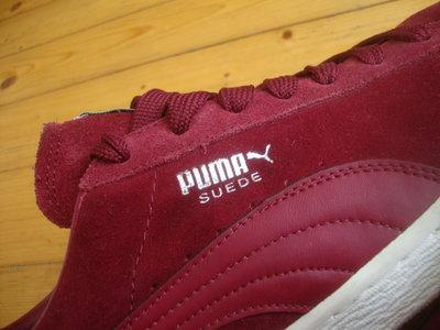 Кроссовки Puma Suede натур замша оригинал 43 разм