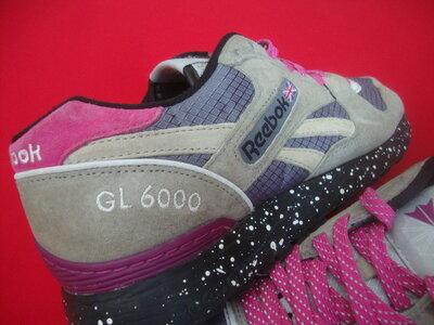 Кроссовки Reebok Classic GL 6000 оригинал 42-43 размер