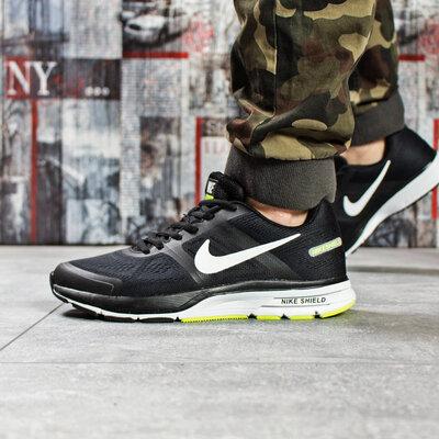 Кроссовки мужские Nike Pegasus 30, черные Код 16153