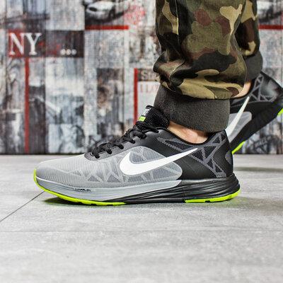 Кроссовки мужские Nike Lunar Uncn, серые Код 16143