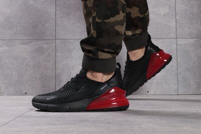 Кроссовки мужские Nike Air 270, черные Код 16064