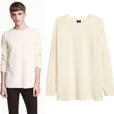 кофта свитер мужская размер хс,с,м,л,хл H&M