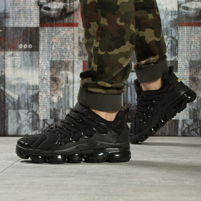 Кроссовки мужские Nike Vm Air, черные Код 16041