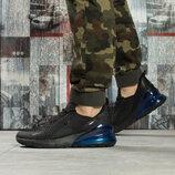 Кроссовки мужские Nike Air 270, черные Код 16065