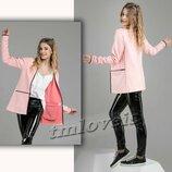 Стильный кардиган Прага для девочек-подростков от TM LOVE размеры 140- 170