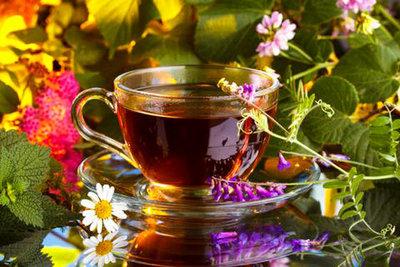 Чай «Успокоительный» - душица, чабрец, мята перечная, пустырник,
