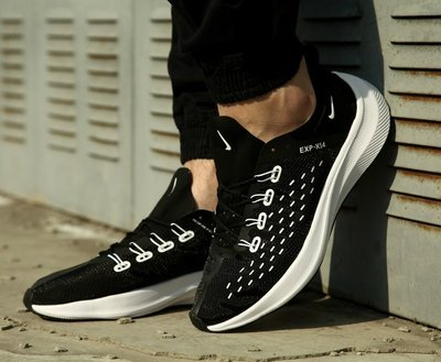 Nike Exp-X 14 Just do it pack 'Black/White