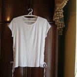 Модная футболка Peacocks, 100% хлопок, размер 20/48