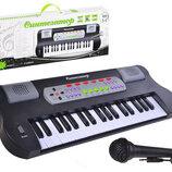 Орган HS3710A. Детское Пианино. Дитяче піаніно. Синтезатор детский. Синтезатор дитячий.