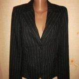 Пиджак в полосочку шерсть р. xs - steps suits you