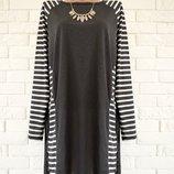 Легкое платье туника для пляжа Next UK16 в идеальном состоянии
