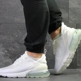 Кроссовки мужские Nike Air Max 270 white 41-45р