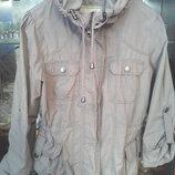Парка легкая куртка