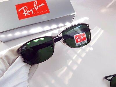 Ray Ban 3419 - минеральное стекло. Комплект- люкс реплика