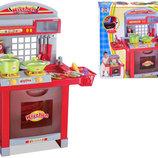 Игровой Набор Кухня 008-55 Хозяюшка. Кухня дитяча. Кухня игрушечная.