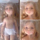 Испанская кукла Даша, 32см, 14803, Paola Reina в трусиках, нюд , Паола Рейна