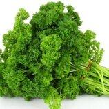 Петрушка сухая зеленая. Приправа для горячих блюд. Дешево. Вес 25 грамм