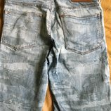 Шорты джинсовые H&M, р 28