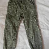 Классные штанишки h&m на 6лет