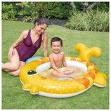 Детский бассейн Золотая рыбка INTEX