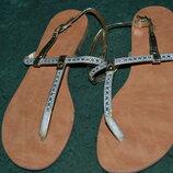 Босоножки сандали tu размер 7 40, босоніжки сандалі