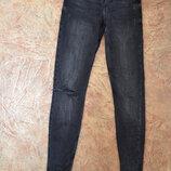Классные джинс Skynni фирмы Bershka