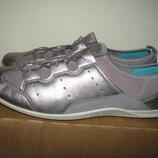 Кросівки туфлі брендові ECCO COMFORT FOAM Оригінал Німеччина р.40 стелька 26 см