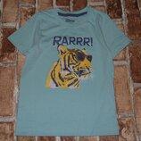 футболка хб 3-4года Лупилу сток большой выбор одежды 1-16лет