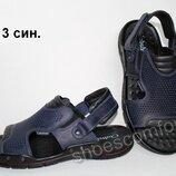 Сандалии мужские ClubShoes C - 3 натуральная кожа синие