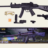 Автомат HY015C. Автомат для хлопчика. Пістолет іграшковий.