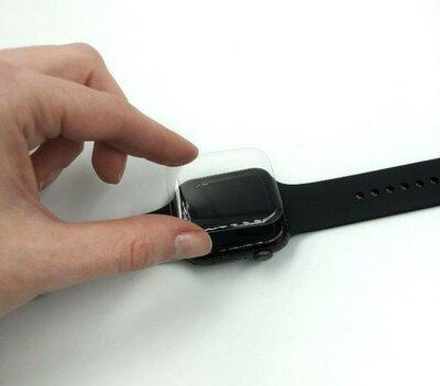 Оригинальные защитные стекла на apple watch, это стекла нового поколения которые покрывают всю повер