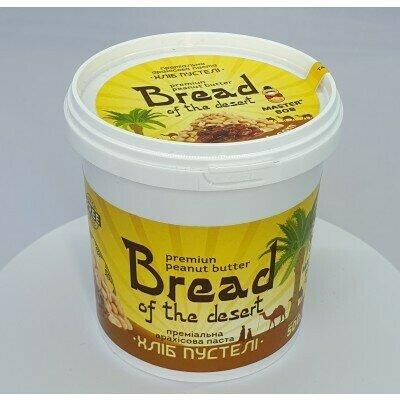 Арахисовая паста з финиками Хлеб пустыни премиальная