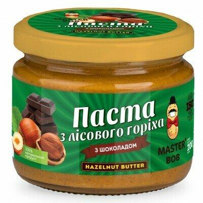 Паста с лесного ореха с шоколадом
