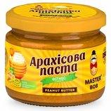 Арахисовая паста Фитнес с мёдом