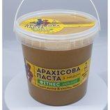 Арахисовая паста Фитнес с мёдом, 1 кг