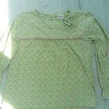 Стильная хлопковая детская фирменная рубашка