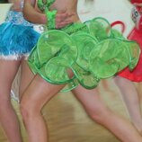 платье для танцев на 12-15 лет танцевальное платье латина