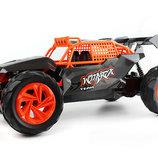 Машина на р/у W3679 типа Hot Wheels orange