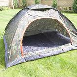 Палатка туристическая 2-х местная. Новая.