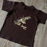 Фирменная футболка Jaal Kaanaab, 1,5-2г