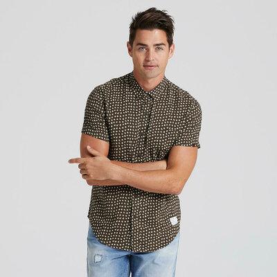 Рубашка штапельная Adam Levine из Сша - S, М, L, XL