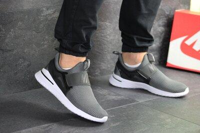Кроссовки мужские сетка Nike Renew Rival gray
