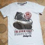 Отличная футболка Glo-Story р.164.