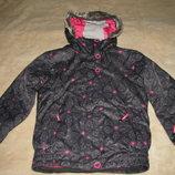 Куртка нова тепла зимова брендова ETIREL DRY PLUS на ріст 152 вік 12 років