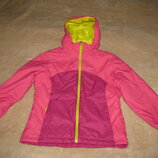 Куртка нова демисезонна брендова WEDZE decathlon Оригінал Німеччина р.133-142 вік 10 років