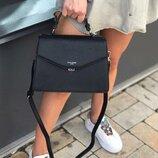 Сумка на длинной ручке cross-body сумочка трендовая и стильная кроссбоди david jones