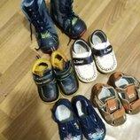 Обувь 13, 21,22 р