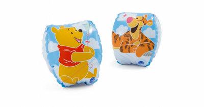 Нарукавники 56663 WP Intex. Нарукавники для дітей для плавання. Надувные нарукавники для плаванья.